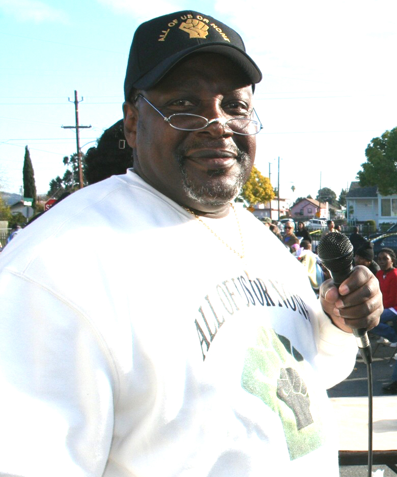 Dorsey-Nunn-bike-giveaway-2008-by-JR-cropped-web, A matter of life and death, Behind Enemy Lines