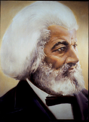 Frederick-Douglass-color-painting-c.-1984-by-Robert-Templeton, The 4th of You Lie: An EnDepenDance and Be Truly Free Poem, Culture Currents