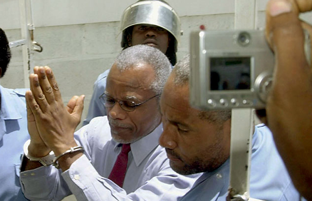 Lavalas-former-PM-Yvon-Neptune-arrested-0704-by-Thony-Belizaire-AFP1, Why Bernard Gousse should not be Haiti's next prime minister, World News & Views