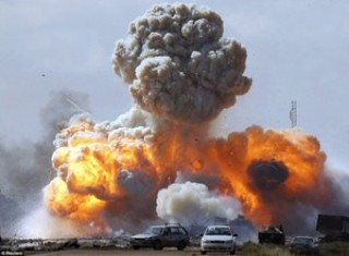 NATO-humanitarian-intervention, A defining moment for Africa: North Atlantic terrorists will be defeated in Libya, World News & Views