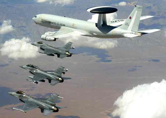 Nato-planes1, A defining moment for Africa: North Atlantic terrorists will be defeated in Libya, World News & Views