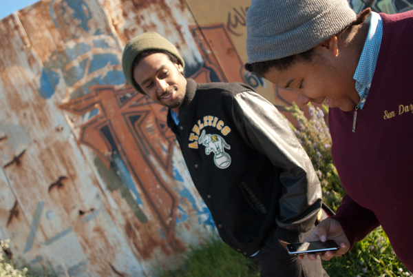 Newlyweds, Newlyweds: Expanding the sound of Oakland, Culture Currents