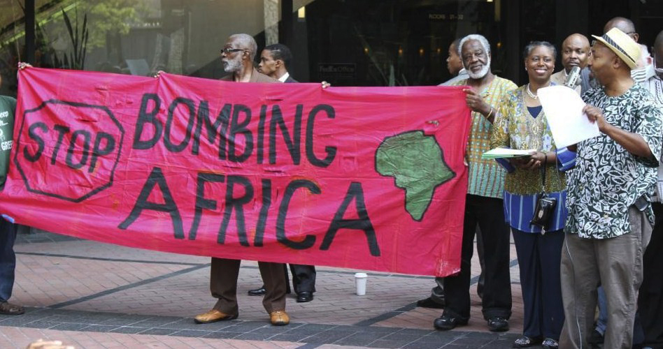 Stop-Bombing-Africa-press-conf-with-Cynthia-McKinney-Akbar-Muhammad-at-Rep.-John-Lewis-office-062911-by-African-Diaspora-in-USA, Cynthia McKinney: Citizen action to stop the bombing of Africa, World News & Views