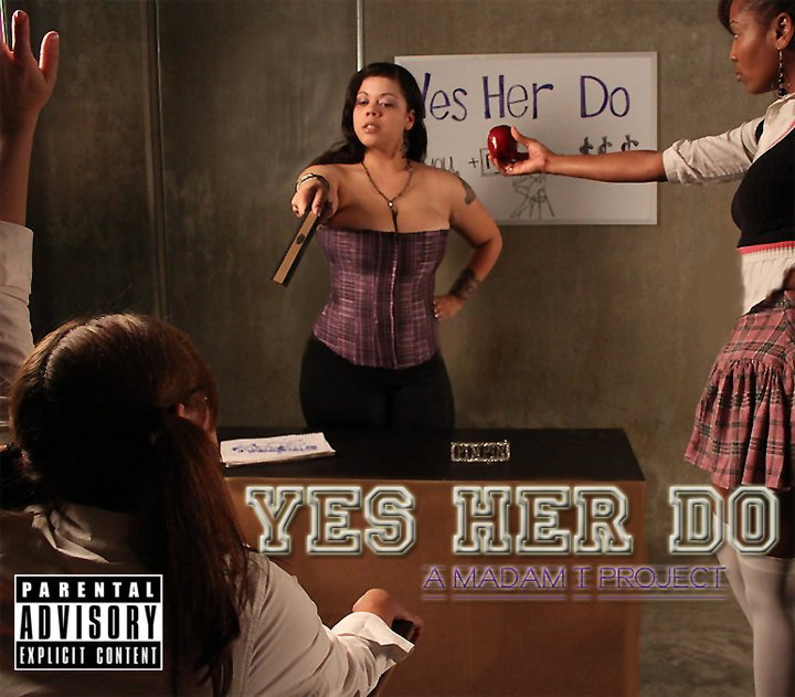 Yes-Her-Do, 'Yes Her Do': an interview wit' Frisco rapper Madam T, Culture Currents