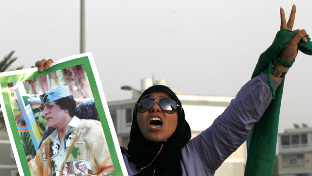 during-a-rally-next-to-Qaddafis-Bab-al-Aziziya-compound-June-7-2011-in-Tripoli-Libya, A defining moment for Africa: North Atlantic terrorists will be defeated in Libya, World News & Views