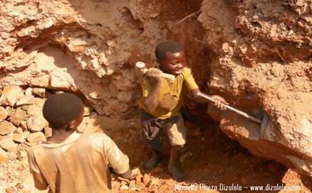Congo-children-mining-coltan-by-Mvemba-Phezo-Dizolele, Congo: Let's be frank about Dodd-Frank, World News & Views