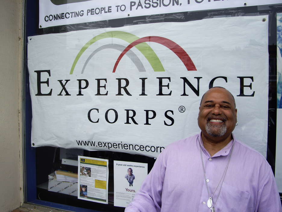 James-Lowe, Keeping promises: Malcolm X teacher James Lowe returns to classroom with Experience Corps, Culture Currents