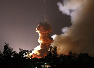 NATO-bombing-of-MajerLibya-0808112, NATO'S 'Qana Massacre' at Majer, Libya, World News & Views