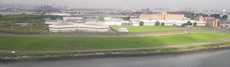 Rikers-Island, Locked up and left behind: New York's prisoners and Hurricane Irene, Behind Enemy Lines