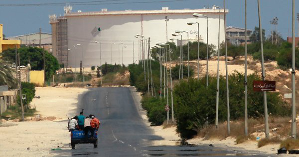 Libya-rebels-drive-toward-Zawiyah-oil-refinery-c.-081511-by-Bob-Strong-Reuters, The truth about the situation in Libya, World News & Views