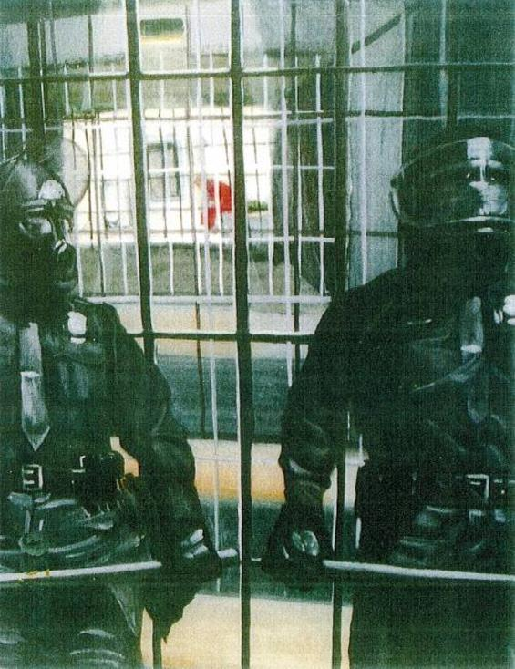 SWAT-Florence-Ad-Max-by-Tommy-Silverstein, Call for prisoners in solitary nationwide to strike in solidarity with Pelican Bay, Behind Enemy Lines