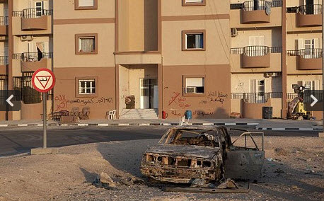 Tawergha-city-of-Blacks-deserted-by-Heathcliff-O%E2%80%99Malley, Libya: Tawergha, city of Blacks, depopulated – Rep. Jesse Jackson calls for investigation of 'crimes against humanity', World News & Views