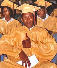 Troy-Davis-graduation, Angela Davis: Stop the execution of Troy Davis, set for Sept. 21, Behind Enemy Lines