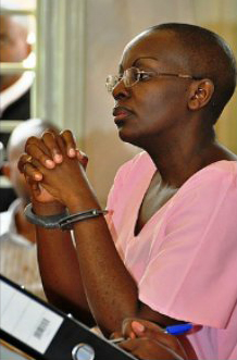 Victoire-Ingabire-on-trial-0911, Obama requests immunity for Kagame re Rwanda Genocide and Congo wars, World News & Views