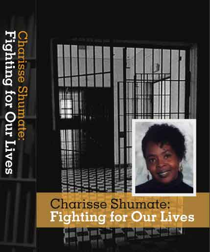 %E2%80%98Charisse-Shumate-Fighting-for-Our-Lives%E2%80%99-video-cover-by-Lisa-Roth, Fire Inside: 15 years of giving voice to women and transgender prisoners in California, Culture Currents