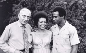 Charles_Garry_Pat_Gallyot_Kiilu_Nyasha_Huey_P._Newton_1970, Soledad Brother: Memories of Comrade George, National News & Views