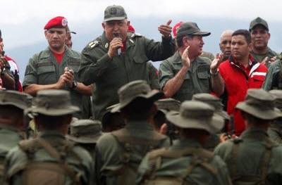 Hugo-Chavez-protests-assassination-of-Qaddafi-102111-by-EFE, Venezuela's Chávez condemns assassination of Qaddafi as 'disregard for life', World News & Views
