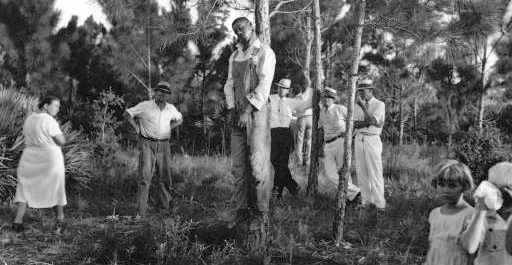 Lynching-in-Fort-Lauderdale-Fla.-1935, We are willing to sacrifice ourselves to change our conditions, Behind Enemy Lines