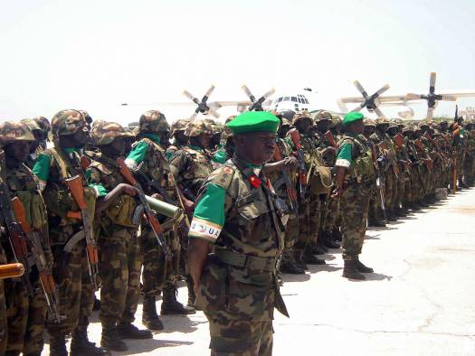 African-Union-peacekeepers-in-Somalia, Kenyan government signals greater U.S., Israeli involvement in Somalia, World News & Views
