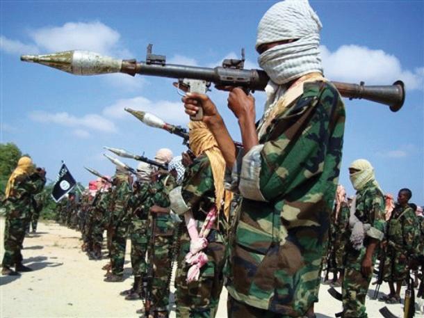 Al-Shabaab-fighters-conduct-military-exercise-in-northern-Mogadishu's-Suqaholaha-neighborhood-010110-by-Farah-Abdi-Warsameh-AP, Kenyan government signals greater U.S., Israeli involvement in Somalia, World News & Views