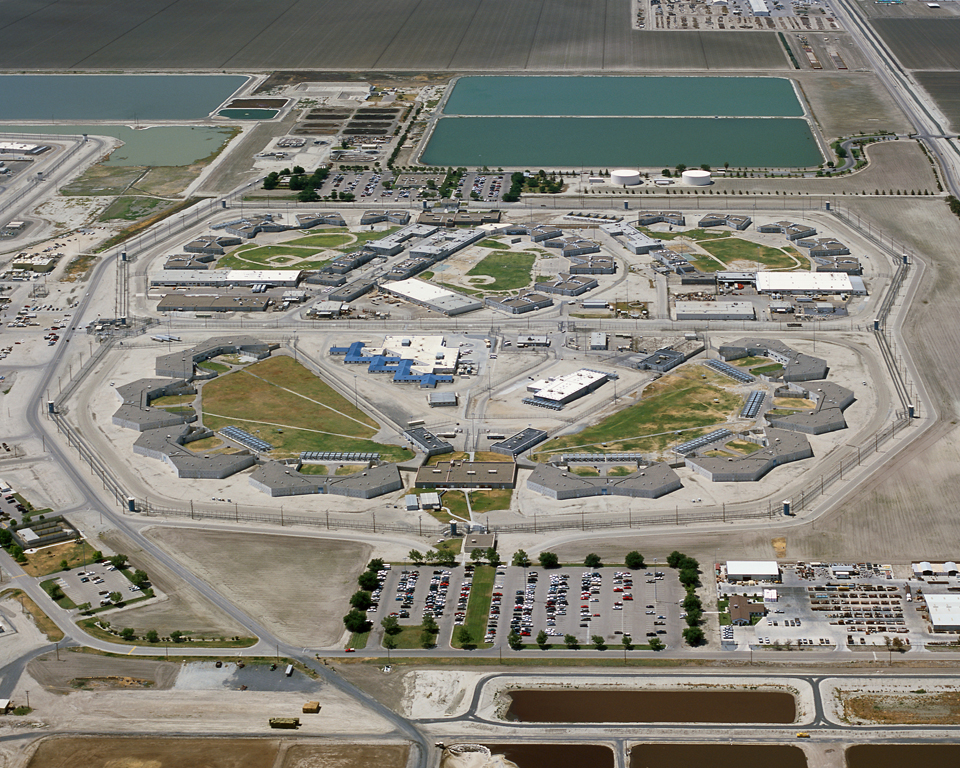 Corcoran-State-Prison-web, California prison hunger strikers propose '10 core demands' for the national Occupy Wall Street Movement, Behind Enemy Lines