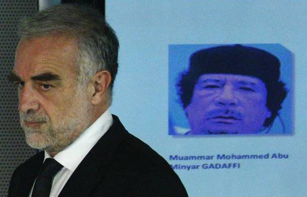 ICC-Chief-Prosecutor-Luis-Moreno-Ocampo-at-news-conf-on-Qaddafi-arrest-warrant-112311, Kabila, Tshisekedi, Congo and the International Criminal Court, World News & Views