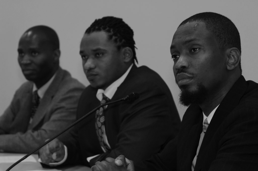 Jacques-Bahati-Claude-Gatebuke-Kambale-Musavuli-at-congressional-briefing-on-UN-Mapping-Report-030211-by-Arrian-Lewis, Rwanda Genocide survivor: My mother and I were ordered to dig our own graves, World News & Views