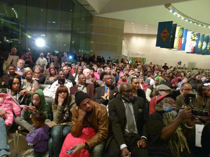 Mumia-30th-anniv.-imprisonment-rally-Natl-Constitution-Center-Philly-120911-by-Joseph-Piette-Workers-World-web, Mumia's first week of freedom … from Death Row, National News & Views