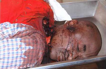 Rwandan-Green-Party-VP-Andre-Kagwa-Rwisereka-beheaded-071410-closeup, 'Good' survivors of genocide and 'bad' survivors in the hands of Rwanda's dictator and his agents, World News & Views