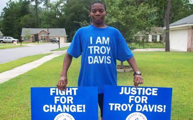 Troy-Davis-nephew-De%E2%80%99Jaun-Correia-2011, Martina Correia, 1967-2011, champion of Troy Davis and justice for all, National News & Views