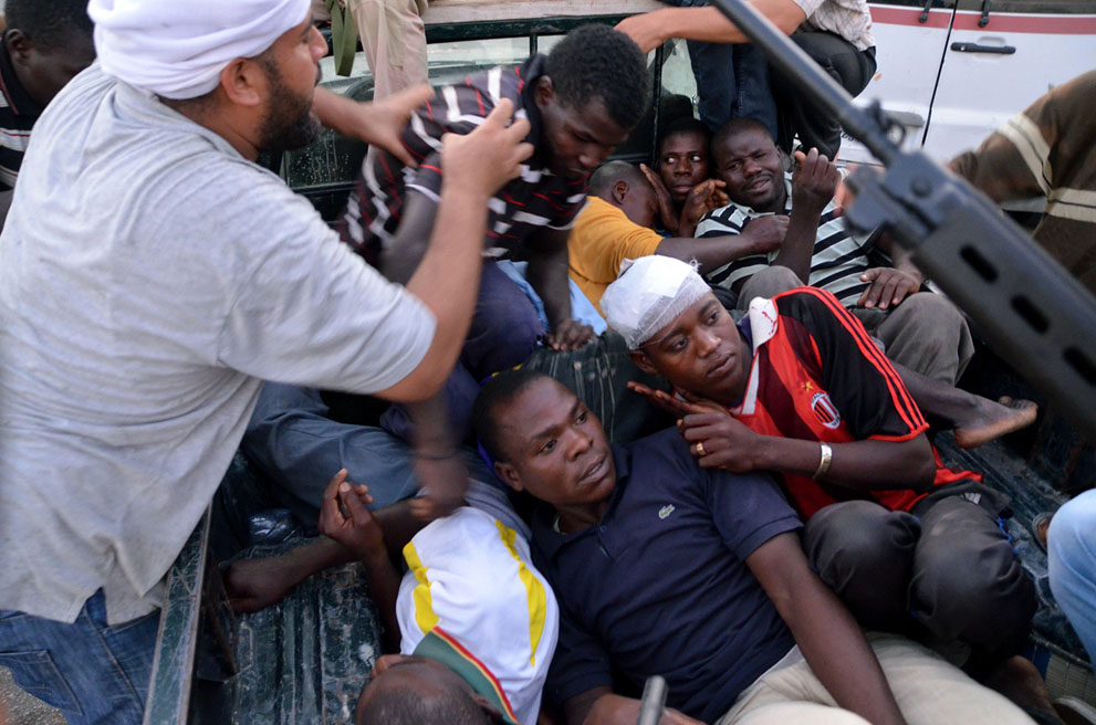 BLACK-LIBYA, Cynthia McKinney: 12,000 U.S. troops bound for Libya, World News & Views