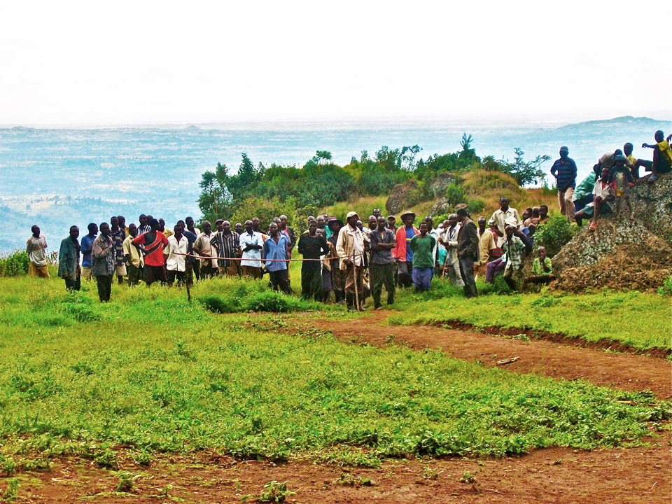 Kenyan-farmers-protest-exclusion-from-Mount-Elgon-National-Park-sequestered-as-climate-change-mitigation-by-Connor-Cavanagh, The new land grab in Africa, World News & Views