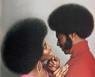 Natural-hair-couple, 'Skin deep' in more ways than one, National News & Views