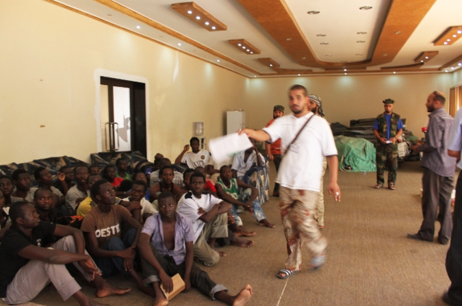 Tawergha-Libya-Blacks-disappeared, Cynthia McKinney: 12,000 U.S. troops bound for Libya, World News & Views