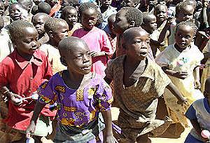 Acholi-children-IDP-camp-Kitgum-Northern-Uganda, Uganda: Acholi people face second genocide with U.S. troops in country, World News & Views