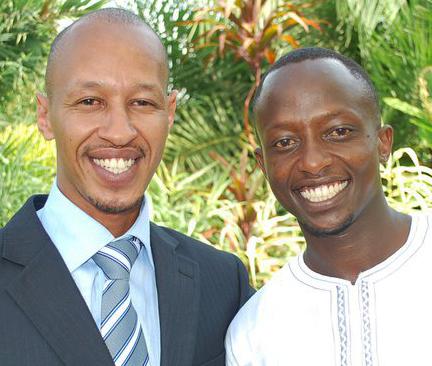 Didas-Gasana-Charles-Kabonero-2010-cropped, Rwandan President Paul Kagame's war on journalists, World News & Views