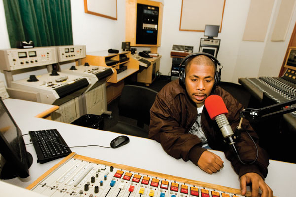 JR-KPFA-studio-in-East-Bay-Express-cover-story-Agent-Provocateur-040809-by-Ali-Thanawalla-web, Guest Amoeblogger JR Valrey presents 'The Black Experience Study Guide: My top 7 books, movies and albums for Black History Month', Culture Currents