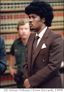 Kevin-Cooper-1985, National Occupy Day in Support of Prisoners: Feb. 20, Behind Enemy Lines
