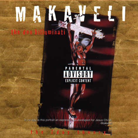 Makaveli-The-7-Day-Theory-by-Tupac-cover, Guest Amoeblogger JR Valrey presents 'The Black Experience Study Guide: My top 7 books, movies and albums for Black History Month', Culture Currents