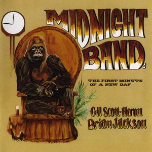 Midnight-Band-by-Gil-Scott-Heron-Brian-Jackson-cover, Guest Amoeblogger JR Valrey presents 'The Black Experience Study Guide: My top 7 books, movies and albums for Black History Month', Culture Currents
