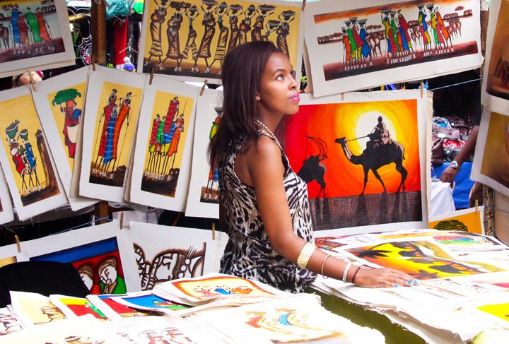 South-Africa-Rosebank-Flea-Market-2-Johannesburg-0112-by-TaSin, Wanda's Picks for February 2012, Culture Currents