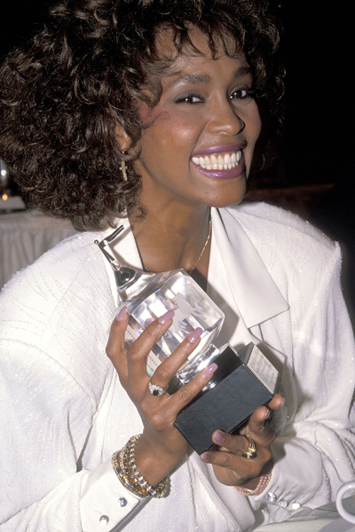 Whitney-Houston-UNCF-46th-Annual-Awards-1990, To honor Whitney, how about we end addictions?, Culture Currents