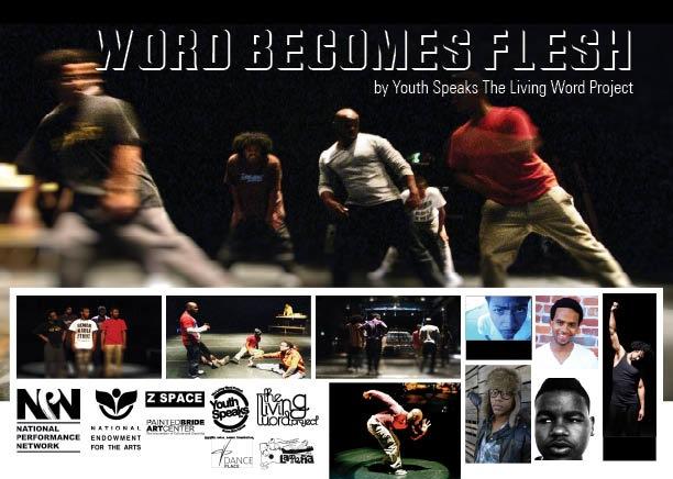 Word-Becomes-Flesh, Wanda's Picks for February 2012, Culture Currents