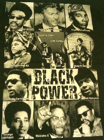 Black-Power-poster-by-MXGM, Imam Jamil Al-Amin on El Hajj Malik El Shabazz (Malcolm X) – Rally Monday to bring him home, Behind Enemy Lines