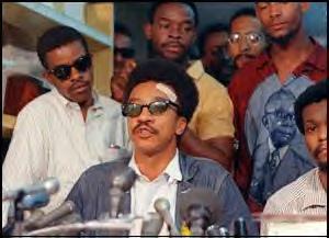 H.-Rap-Brown-0767-after-Md-police-ambush-Pan-African-News-file, Imam Jamil Al-Amin on El Hajj Malik El Shabazz (Malcolm X) – Rally Monday to bring him home, Behind Enemy Lines