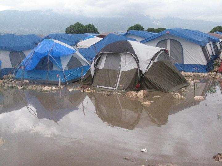 Haiti-earthquake-Cite-Soleil-tents-in-lake-0610-by-Jean-Ristil-Jean-Baptiste, Tribute to Jean Ristil Jean Baptiste, World News & Views