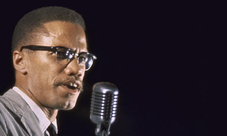 images of malcolm x color golfclub