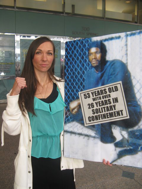 BreaktheChains info: Prisoners in solitary petition United