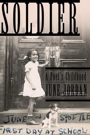 Soldier'-2000-by-June-Jordan, Wanda's Picks for April 2012, Culture Currents
