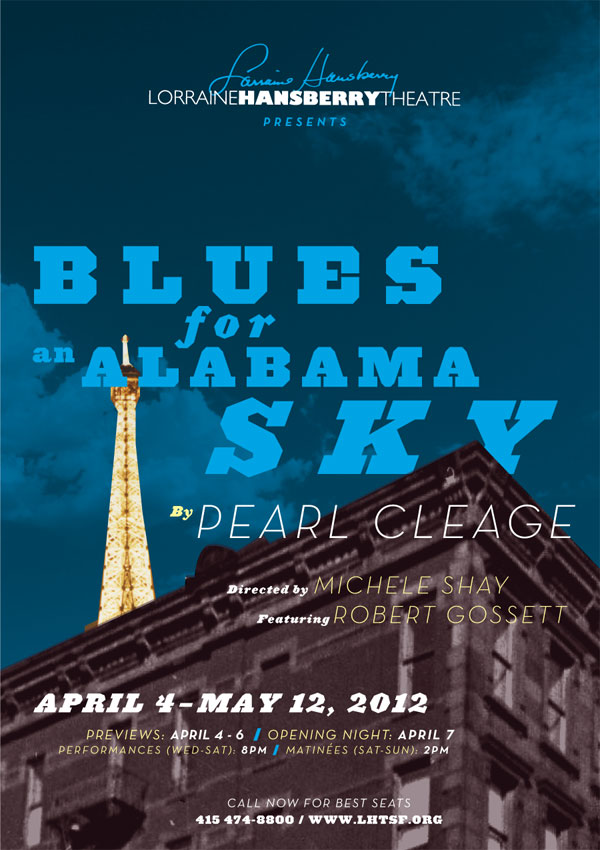 Blues-for-an-Alabama-Sky-poster, Wanda's Picks for April 2012, Culture Currents